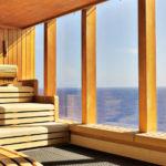 Sauna in de zomer. Een goed idee?