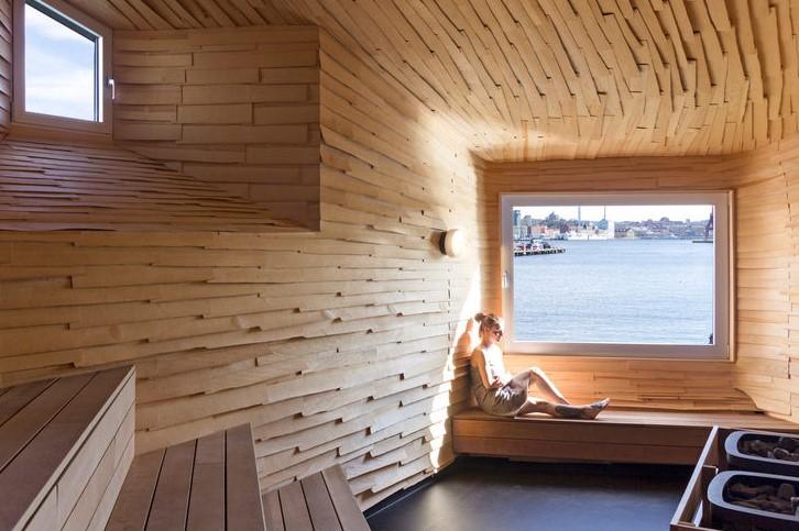 sauna voor sporters