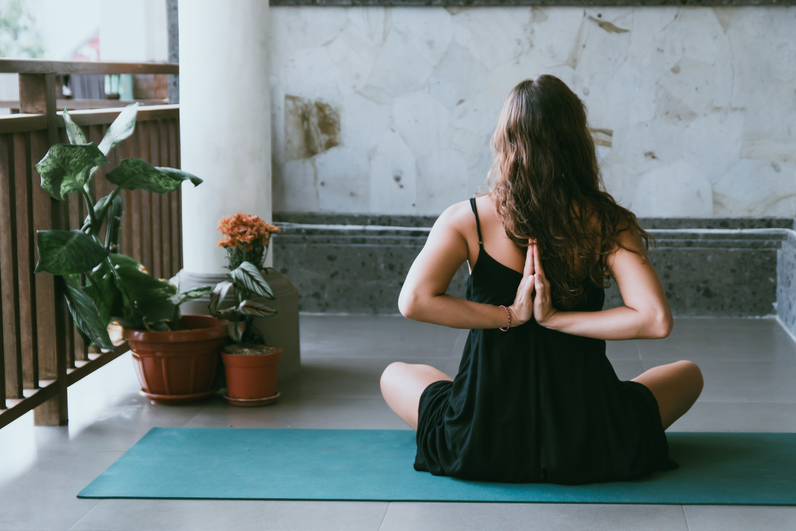10 minuten yoga per dag thuis