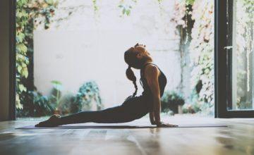 yoga en sauna